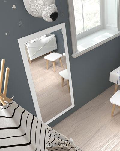 Epejo dormitorio bebé 12i-0002 color beige vista de detalle