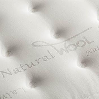 tapizado de colchon de muelles ensacados 16a-0010 vista detalle