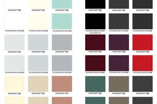 Ficha de acabados y colores de dormitorios de matrimonio 01