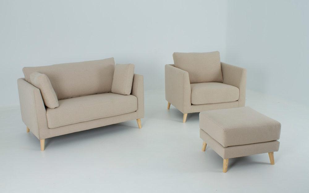 Butaca puf y sofá 10a-0002 vista de colección completa