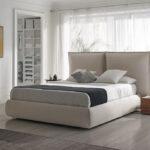 Dormitorio de matrimonio 11a-0006 color beige vista completa