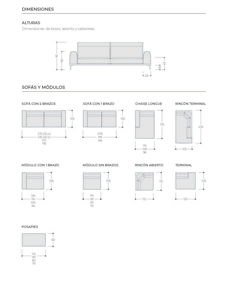 Ficha técnica de medidas 10b-0013-10c-0003-10d-0019