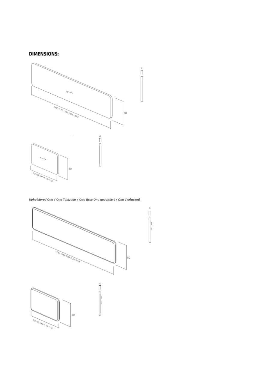 Ficha técnica medidas 11a-0001 cabecero