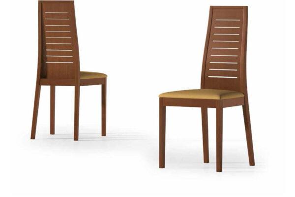 Ficha técnica de sillas de comedor 14f-0003