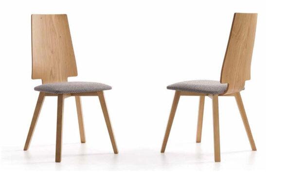 Ficha técnica de sillas de comedor 14f-0004