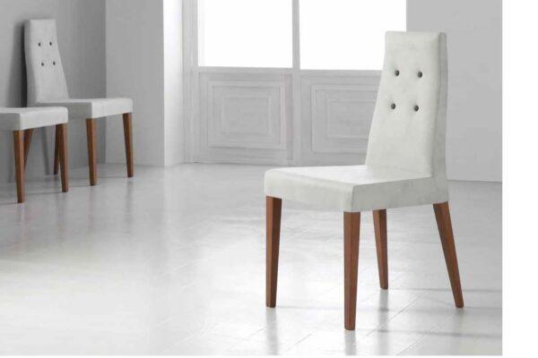 Ficha técnica de sillas de comedor 14f-0006