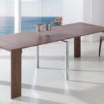 Mesa de comedor 14b-0018 madera vista ambiente abierta