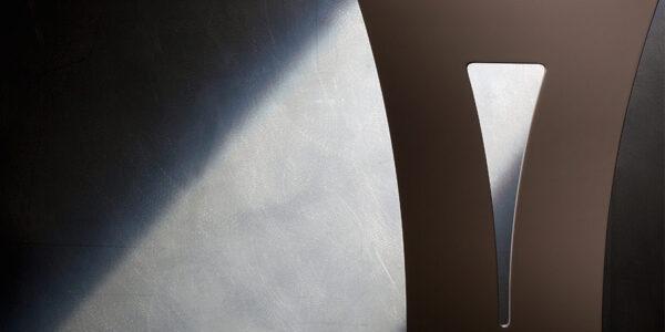 Silla de comedor 14f-0009 madera vista de detalle