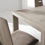 Sillas de comedor 14f-0022 en madera vista ambiente de detalle