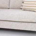 Sofá 2-3-plazas 10d-0006 color gris vista de detalle
