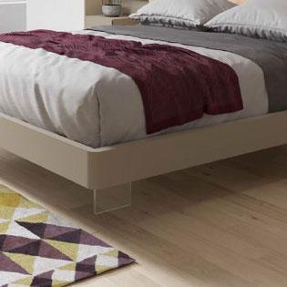 Somier de dormitorio 11a-0018 color beige vista de detalle